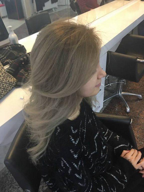 Kuaförde Yapılan Saç Modelleri