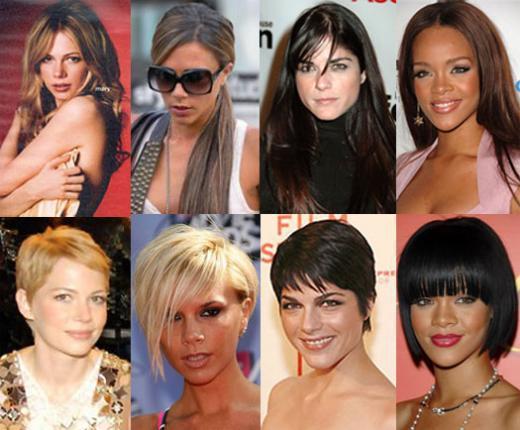 Yüz Şekline Göre Saç Modeli Tavsiyeleri