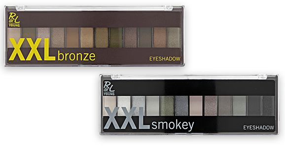 Rival de Loop Young XXL Eyeshadow Far Paleti İncelemesi