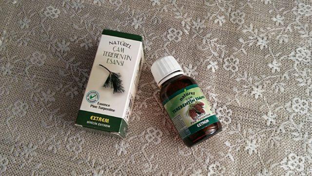 Çam Terebentin Yağı / Esansı ve Saç Bakımında Kullanımı