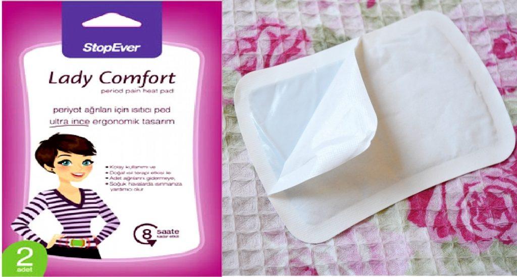 Özel Günler İçin Kurtarıcı Isı Bantları | StopEver Lady Comfort