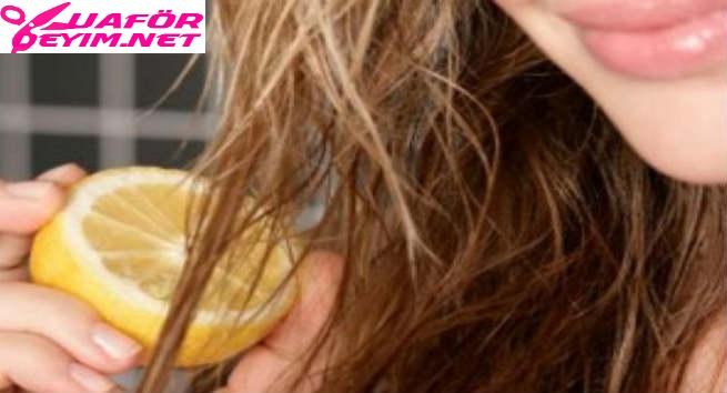 Saç Rengimi Nasıl Açarım? Diyenlere Saç Rengi Açma Önerileri