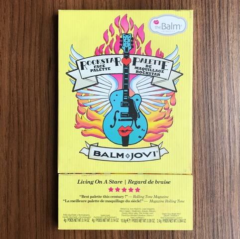 The Balm - Balm Jovi Palette Ürün İncelemesi