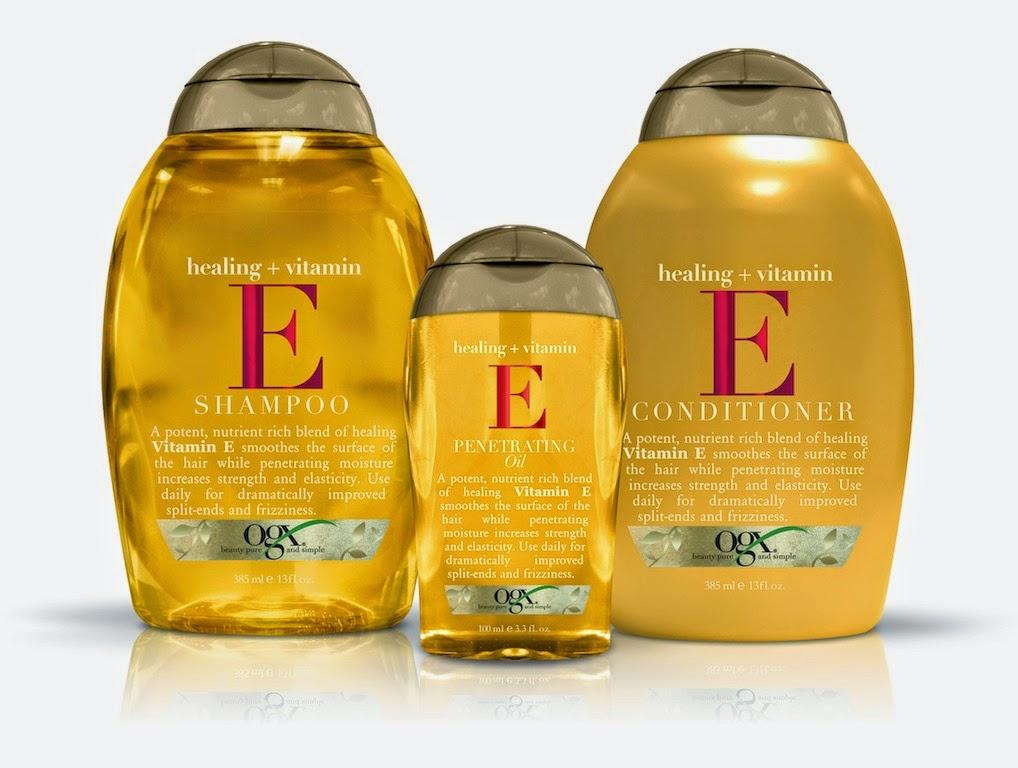 OGX Dökülmelere Karşı E Vitaminli Şampuan İncelemesi