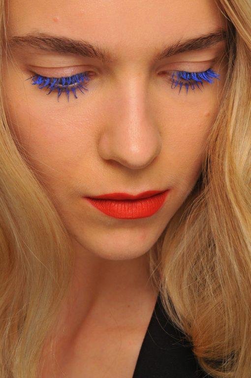 Renkli Maskara Nasıl Kullanılır? Renkli Rimel Önerileri
