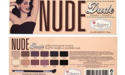 The Balm Nude Dude Far Paleti