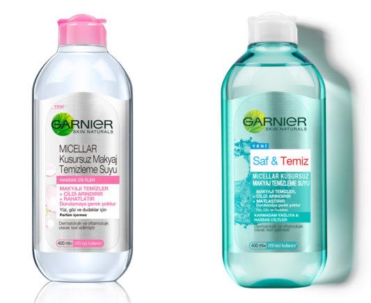 Garnier Makyaj Temizleme Suyu ve Kullanıcı Yorumları
