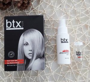 btx Plus Hair Care Set Saç Bakım Kürü - İncelemesi ve Kullanıcı Yorumları
