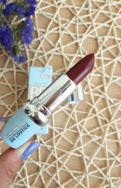 Farmasi BB Matte Lipstick ve Farmasi Lip Pencil - İncelemesi
