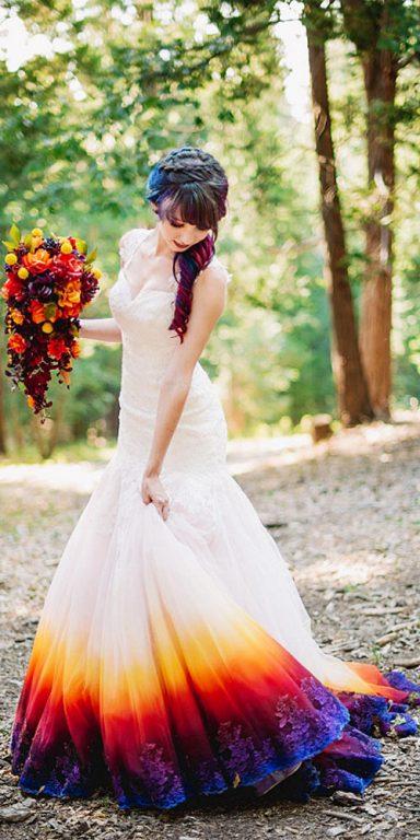 Renkli-düğün-elbiseleri-James Tang