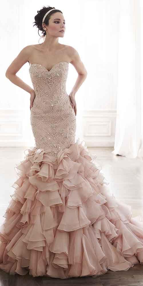 Renkli-düğün elbiseleri Maggiesottero