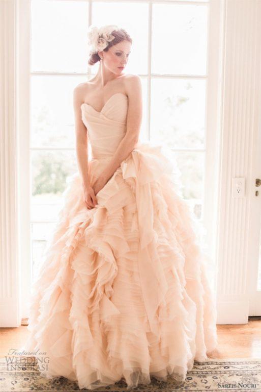 Renkli-düğün elbiseleri-Sareh Nouri