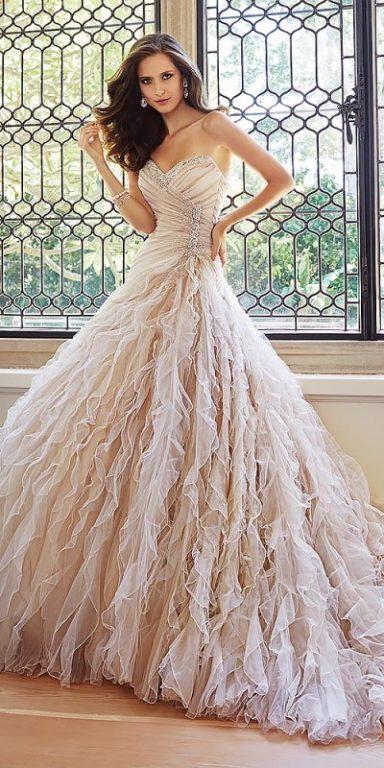 Renkli-düğün-elbiseleri-Sophia Tolli (3)