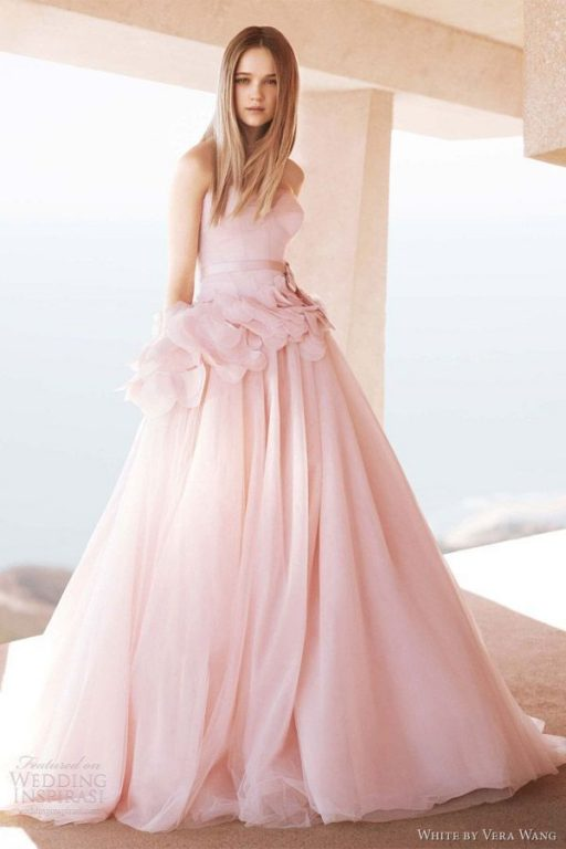 Renkli-düğün-elbiseleri-Vera Wang (2)