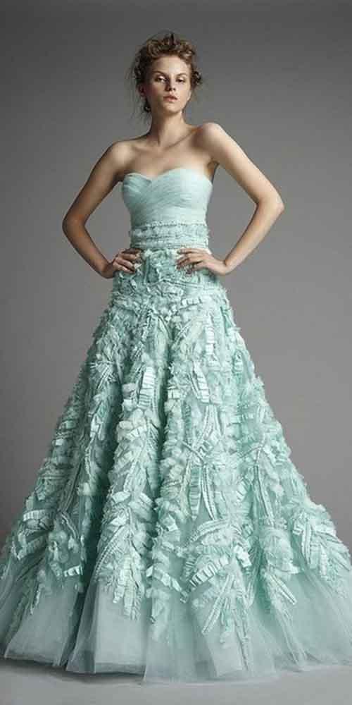 Renkli-düğün-elbiseleri-Zuhair Murad
