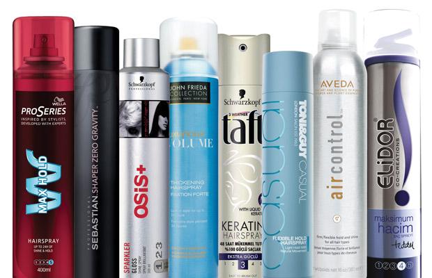 Saça Uygulanan Kozmetik Ürünler Nelerdir?