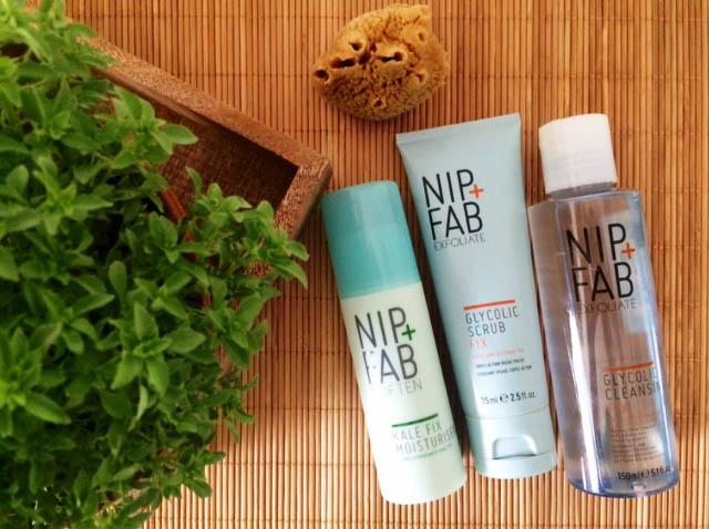 Nip+Fab Peeling, Yıkama Jeli ve Nemlendirici Ürün İncelemesi