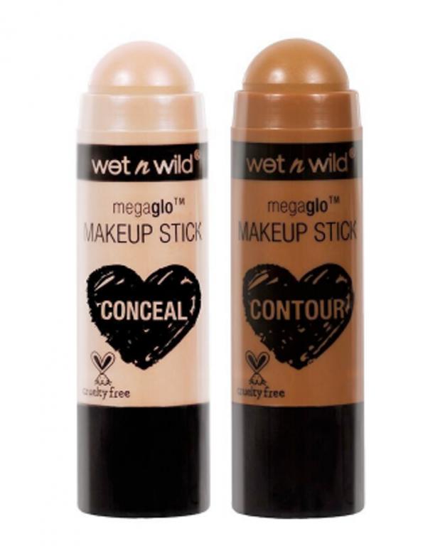 Sephora Sweet Balm Rujlar ve Megaglo Makeup Sticks Aydınlatıcı