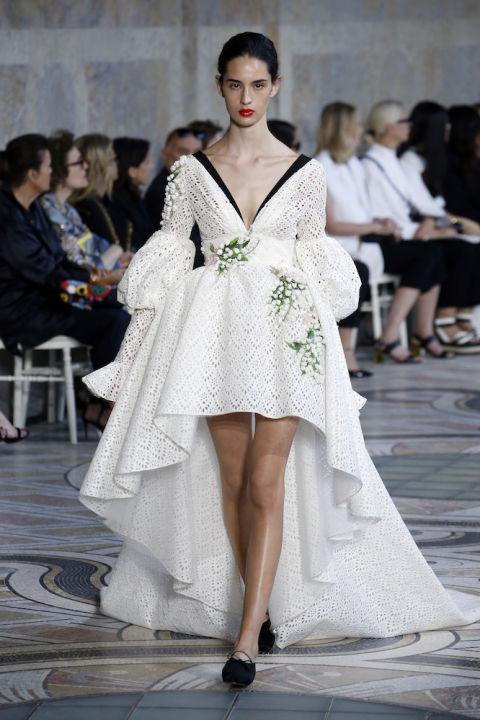 Paris Moda Haftası Haute Couture,Sonbahar Kış 2017 Defilesi