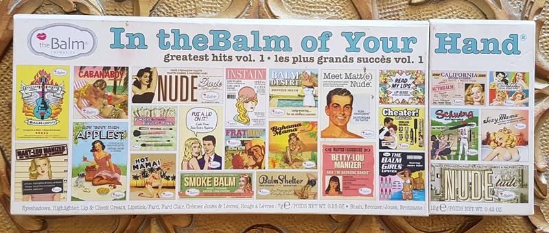 The Balm - In The Balm Of Your Hand Palet İncelemesi ve Kullanıcı Yorumları