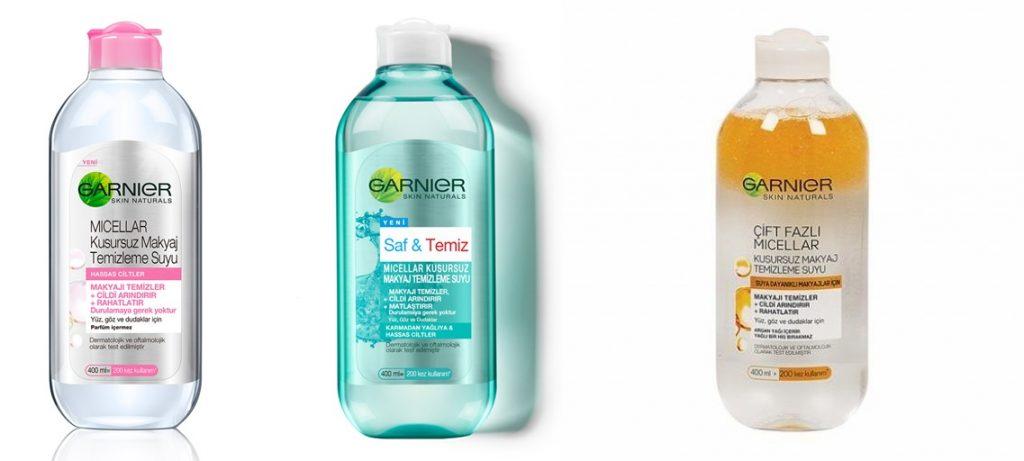 Garnier Micellar Kusursuz Makyaj Temizleme Suları İncelemesi