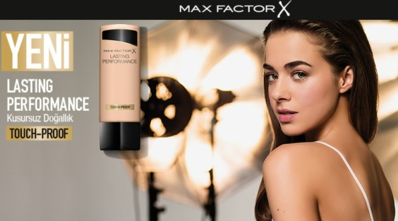 Max Factor Lasting Performance Fondöten İncelemesi