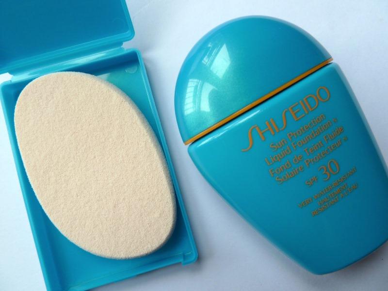 Shiseido Uv Protective Liquid Fondöten Spf30 - İnceleme