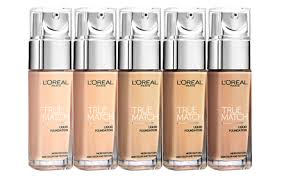 Loreal True Match Fondöten