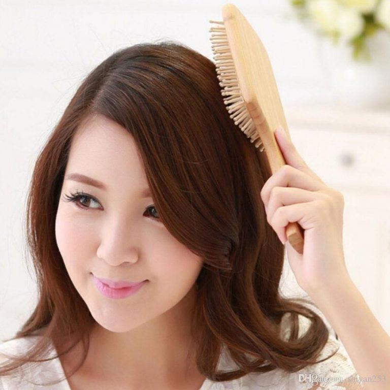 Ahşap Saç Fırçasının Saça Faydaları - Saç Bakımı