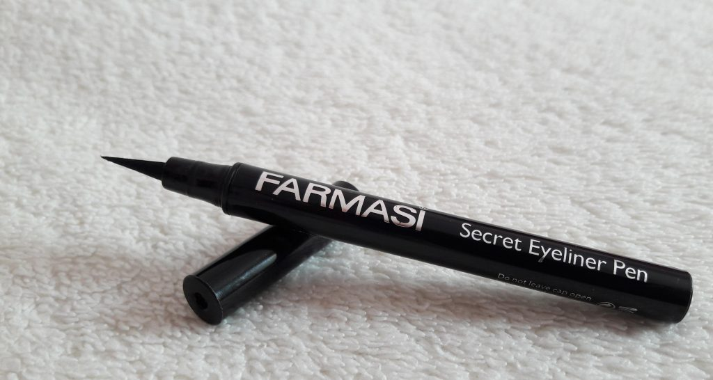 Farmasi Scandal Lash Maskara Ve Farmasi Secret Eyeliner Pen İncelemesi