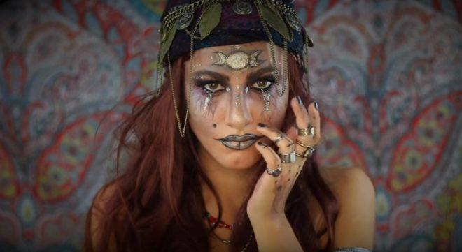 Cadılar Bayramı İçin En Hit 6 Makyaj Uygulaması