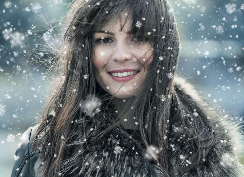 Kış Makyajı Nasıl Yapılmalı? | Kış Makyajı Yaparken Nelere Dikkat Edilmeli