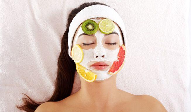 Evde Kış Meyveleriyle Cilt Bakım Maskeleri