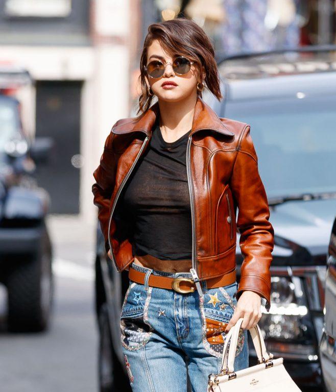 Selena Gomez'in Sokak Stilini İnceledik