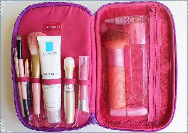 Seyahat Makyaj Çantalarının Kurtarıcı Ürünleri Nelerdir?