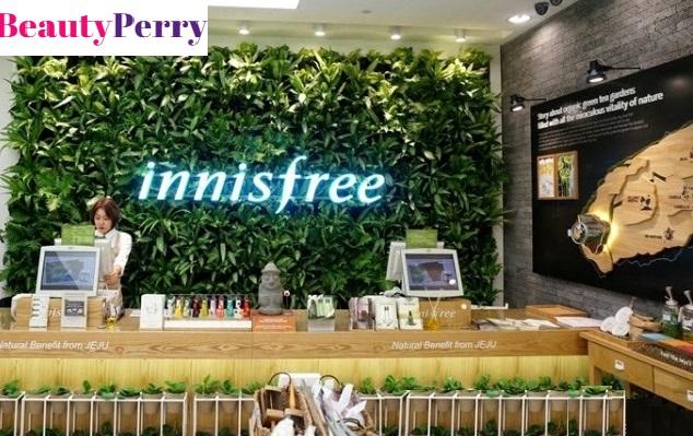 Kore Cilt Bakımı ve Makyaj Markası Innisfree ve Ürünleri