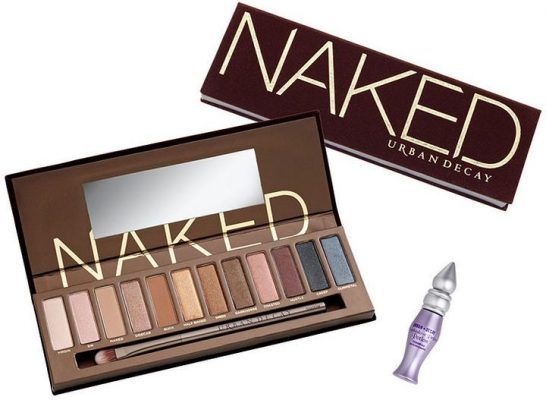 Urban Decay Naked 1 Far Paleti İncelemesi