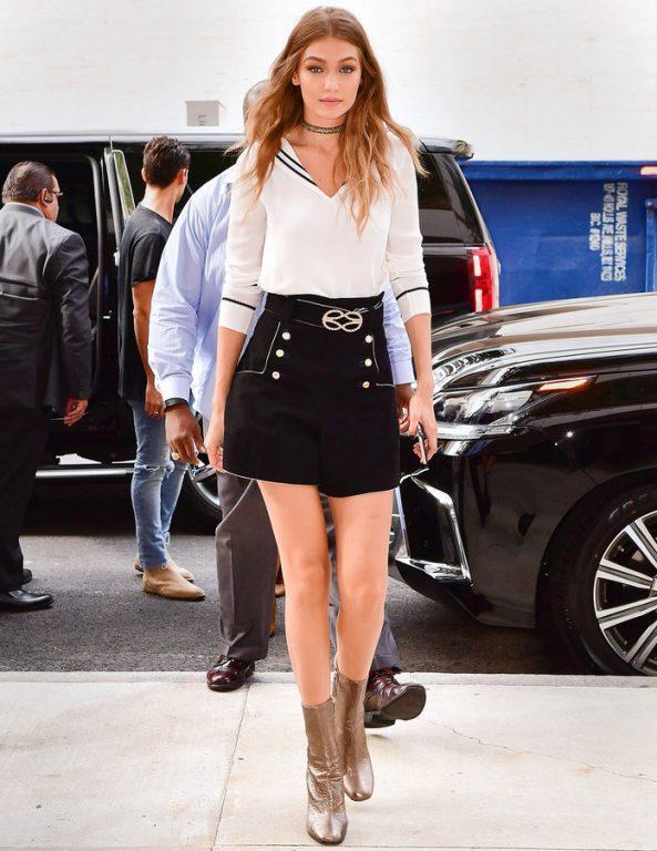 Gigi Hadid'in Sokak Stilini İnceledik | Ünlülerin Sokak Stilleri
