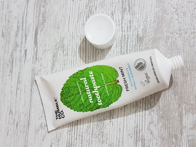 The Humble Natural Tootpaste Diş Macunu ve Bambu Brush Diş Fırçası