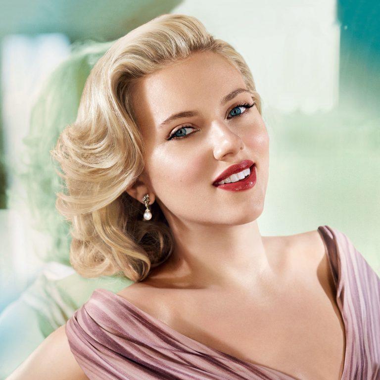Dünyanın En Güzel Kadını Scarlett Johansson'ın Güzellik Sırları