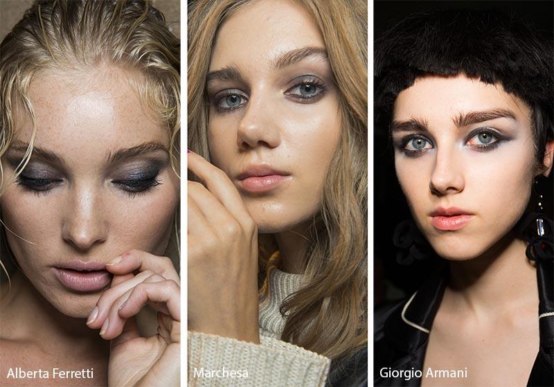 2018 Makyaj Modası İlkbaharYaz Trendleri 20