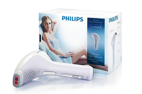 Evde Lazer Epilasyon Teknolojisi Philips Lumea