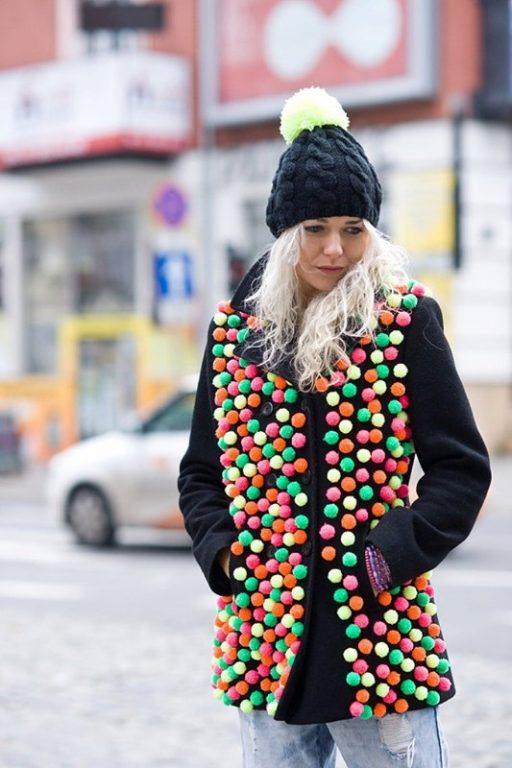 Yeni Trend: Ponpon Modası
