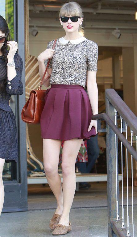 Taylor Swift'in Sokak Stilini İnceledik