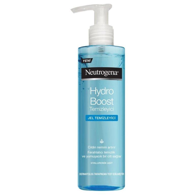 Neutrogena Hydro Boost Jel Temizleyici İncelemesi