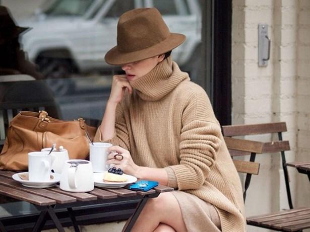 Parizyen Stili Kadın Olabilme Halleri
