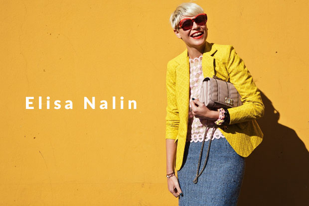 Elisa Nalin - Rengarenk Kombin Önerileri