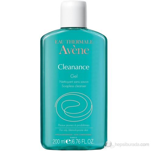 Yüz Temizleme Jeli İncelemesi: Avene Cleanance Gel