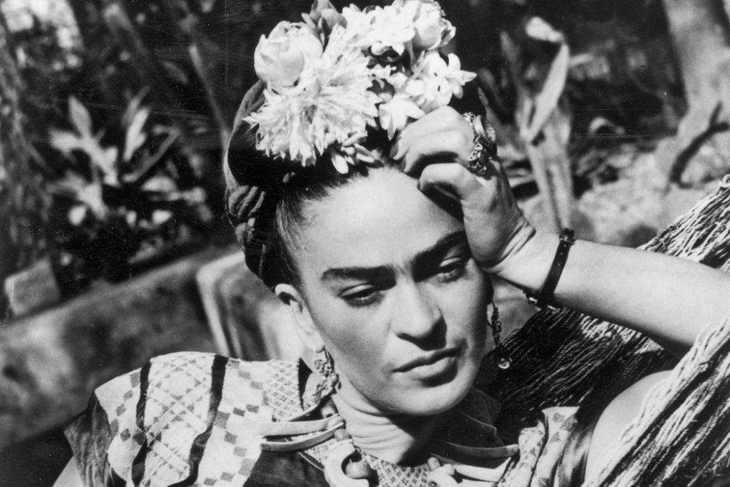 Pop Figürü Haline Gelen Frida Kahlo