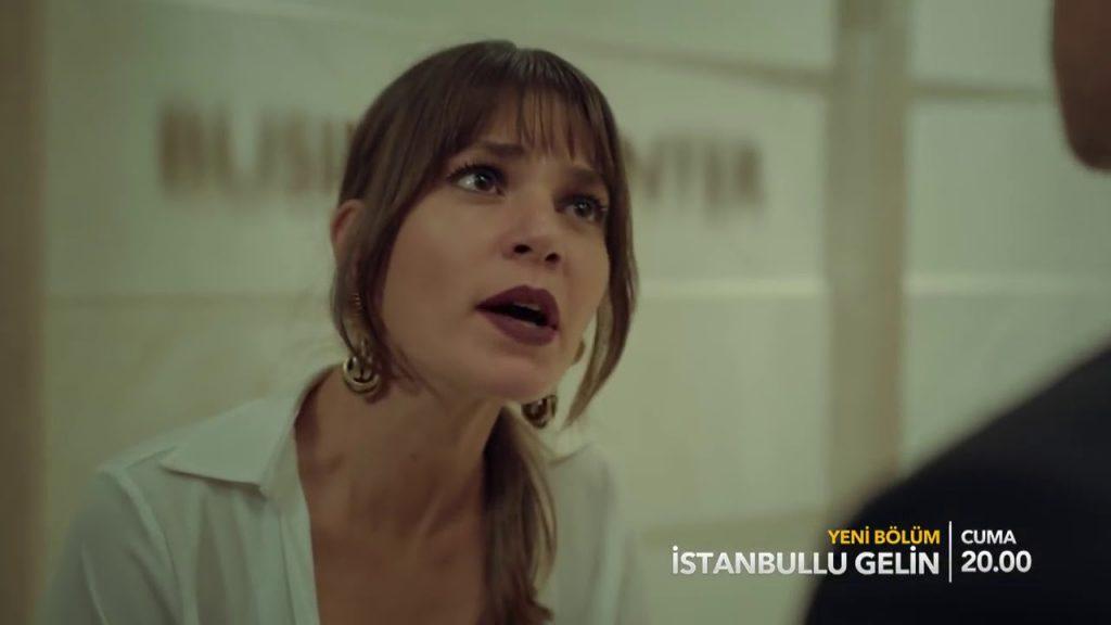 İstanbullu Gelin 41. Bölüm Kıyafetleri